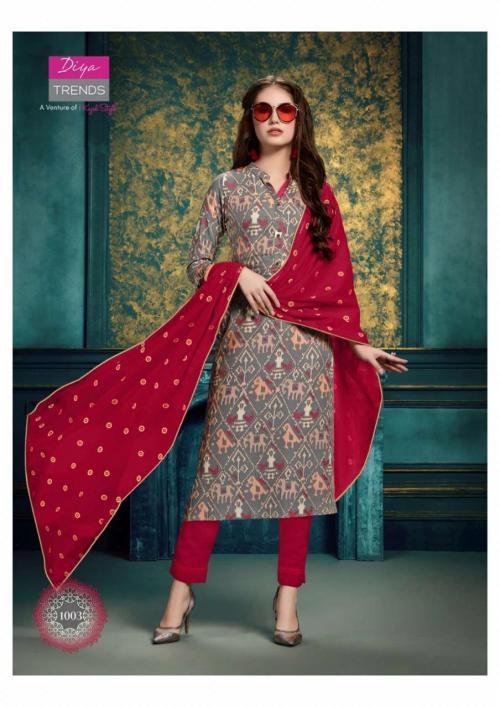 Diya Trendz Odhani 1003 Price - 740