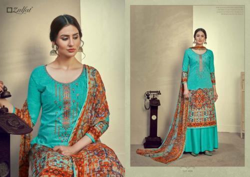 Zulfat Designer Aakruti 315-006 Price - 545