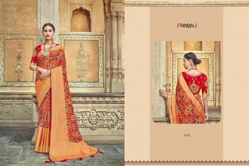 Tathastu Saree 3105 Price - 2935