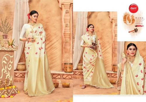 Apple Saree Pooja Exclusive 402 Price - 795