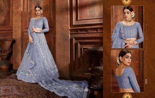 Arya Designs Cinderella 3321 Price - 6940