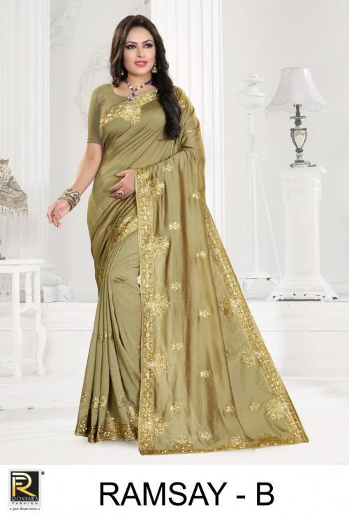 Ranjna Saree Ramsay-B Price - 835