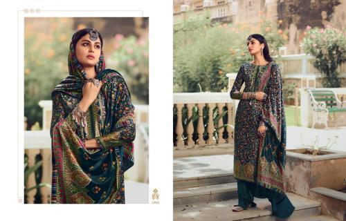 Meera Trendz Charmy Velvet 2908 Price - 1395