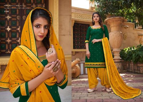 Kessi Fabrics Patiyala House 5748 Price - 899