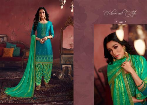 Kessi Fabrics Shangar By Patiala House 5334 Price - 1099