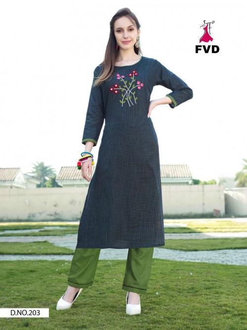 Fashion Valley Dress City Girl 203 Price - 700