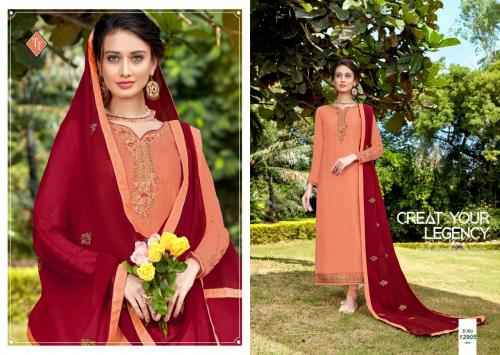 Tanishk Fashion Royal Silk 12905 Price - 795
