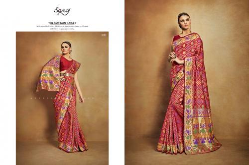 Saroj Saree Vintage 1001-1008 Series