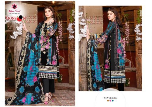 Nafisa Cotton Monsoon 6007 Price - 399