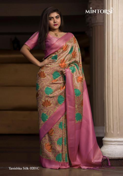 Varsiddhi Fashions Mintorsi 9201 C Price - 3000