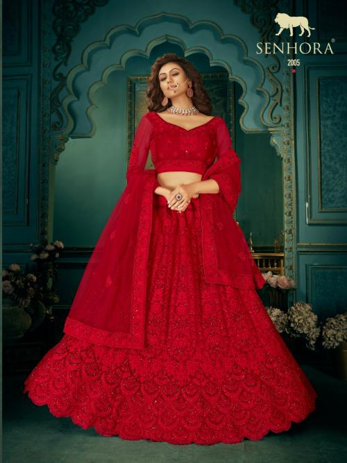 Senhora Indian Queen Bridal Heritage 2005 Price - 5595
