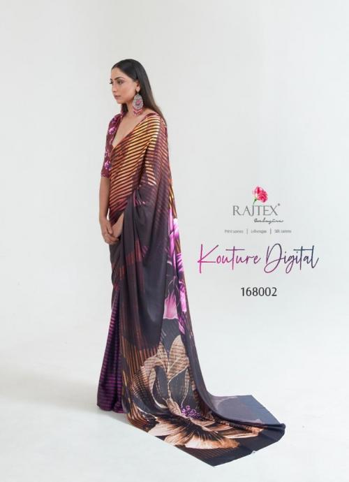 Rajtex Saree Kouture Digital 168002 Price - 1005