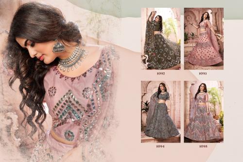Shee Star Nuraniyat 1092-1095 Price - 9305