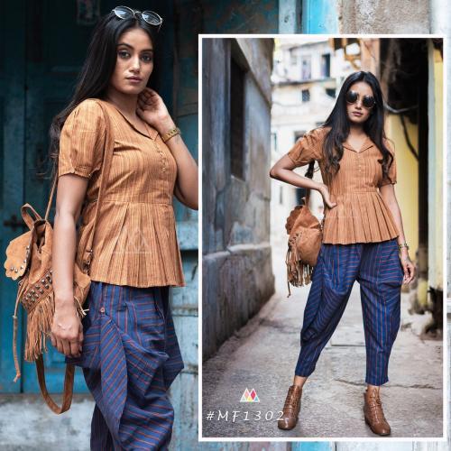Mesmora Fashion Fanstasy Khadi MF 1302