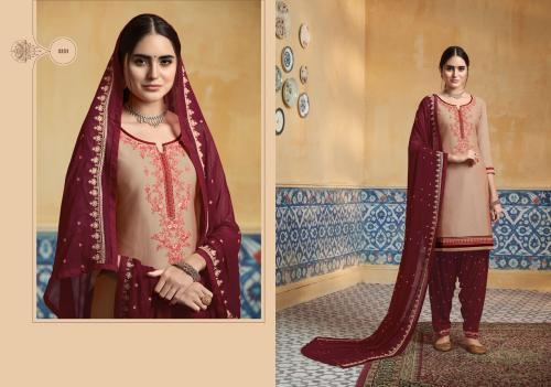 Kessi Fabric Patiala House 5221 Price - 899