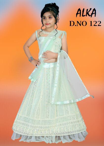 Alka Children Wear 122 Price - 1525