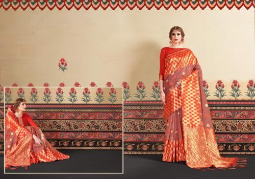 Yadu Nandan Fashion Kranti Silk 29766 Price - 1205