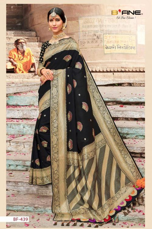 B'Fine Saree Aks 439-451 Series