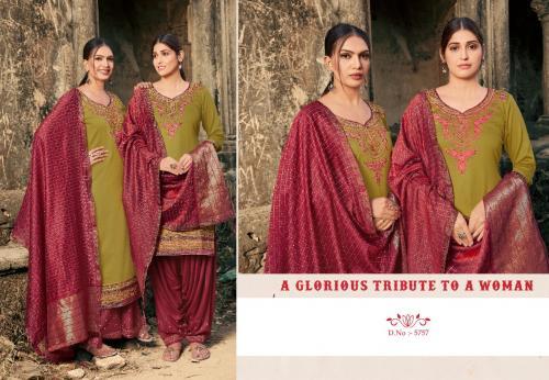 Kessi Fabric Lashkara 5757 Price - 940