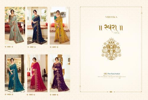 Vritika Lifestyle Swara 4411-4416 Price - 19200