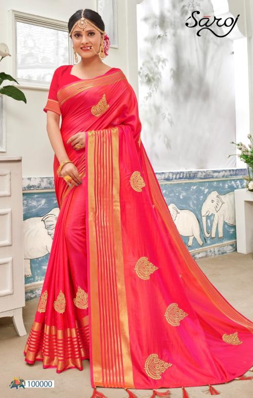 Saroj Saree Lilavati 100000-100005 Series