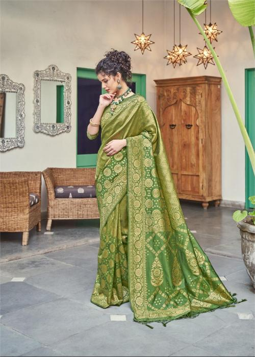 Elina Fashion Mehak Silk 2096 Price - 999