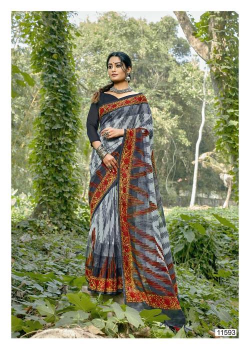 Triveni Saree Cocktail 11593 Price - 575