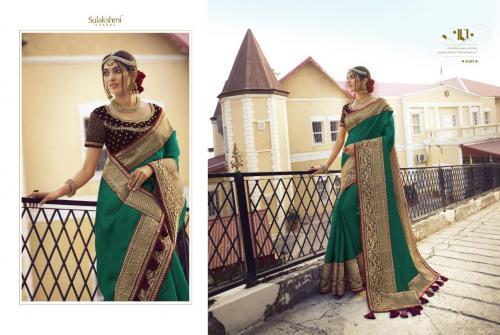 Sulakshmi Saree Sunshine 6407 Price - 2085