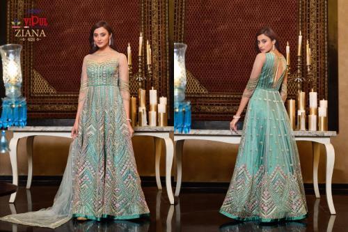 Vipul Fashion Ziana 4628 Price - 3834