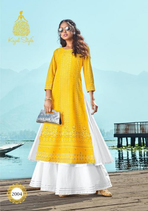 Kajal Style Fashion Holic 2004 Price - 999