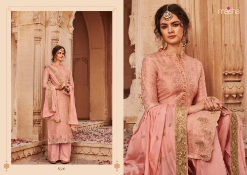Maisha Maskeen Santhiya 8301-8305 Series