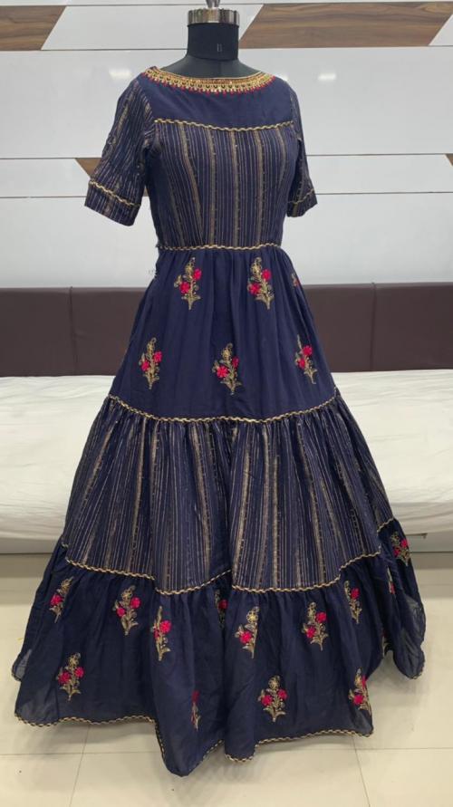 Shubhkala Khusboo Flory 4525 Price - 1400