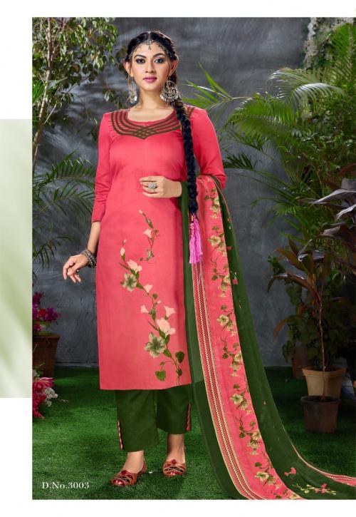 Palak Choice Shayona 1003 Price - 330