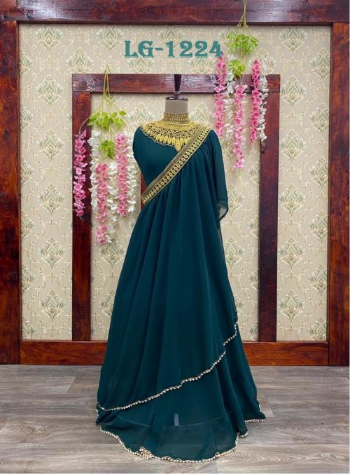 Bollywood Design Gown LG-1224 Price - 1199