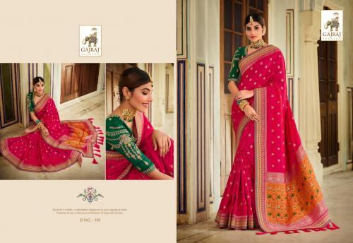 Gajraj Fashion 101-112 Series