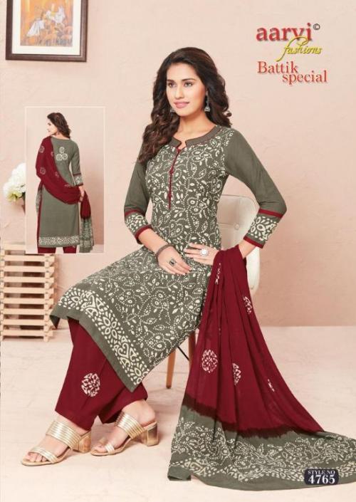 Aarvi Batik Special 4766 Price - 525