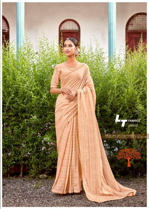LT Fabrics Nitya Khara Kapas 10002 Price - 1195