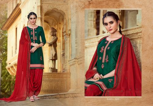Kessi Fabrics Patiyala House Vol-75 5271-5278 Series