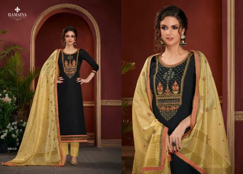 Kessi Fabrics Ramaiya Palkhi 10133 Price - 899