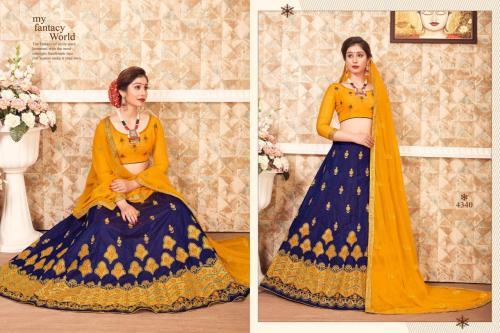 Sanskar Style Mannat 4340-4345 Series