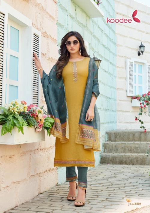 Koodee Sandhya 6504 Price - 1245