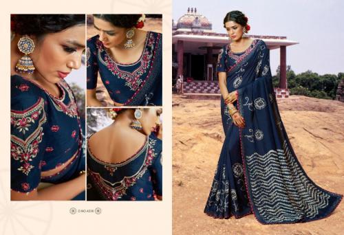 Kessi Fabrics Bandhej 4236 Price - 1199