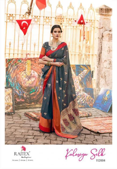 Rajtex Kalasiya Silk 112004 Price - 1400