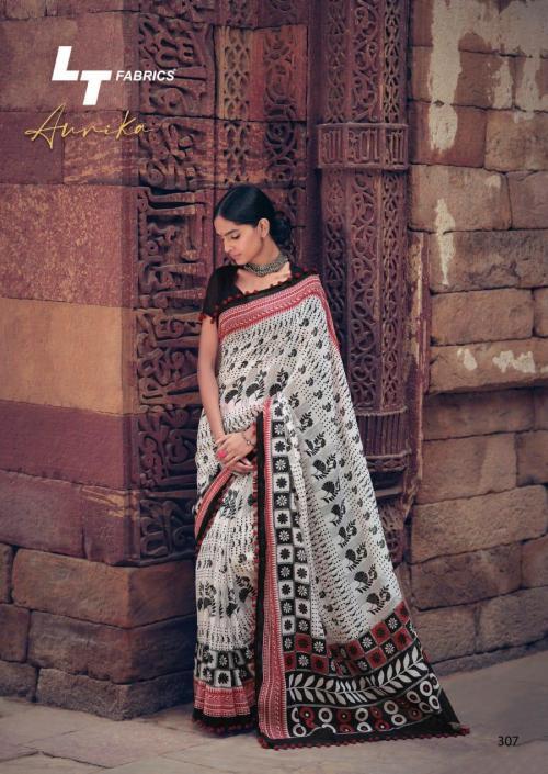 Lt Fabrics Nitya Aurika 307 Price - 570