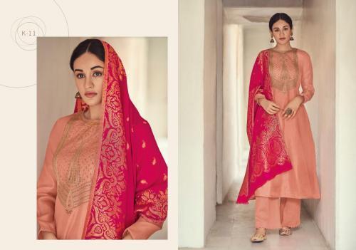 Varsha Fashion Kalpi K-11 to K-13 Series