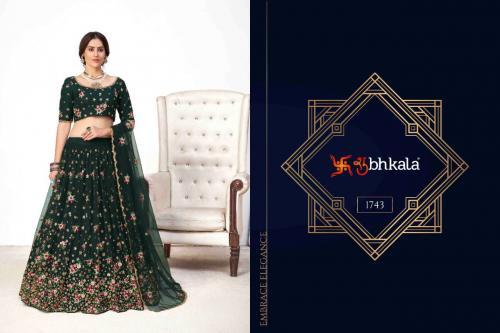Shubhkala Girly 1743 Price - 3200