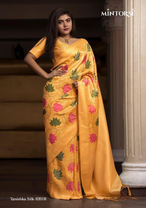 Varsiddhi Fashions Mintorsi 9201 B Price - 3000