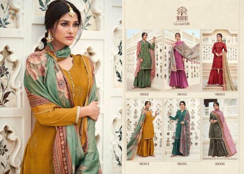 Mohini Fashion Glamour 91001-91006 Price - 10770