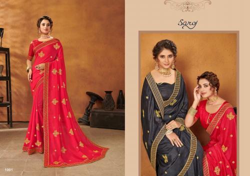 Saroj Textiles Sanam 1001 Price - 865
