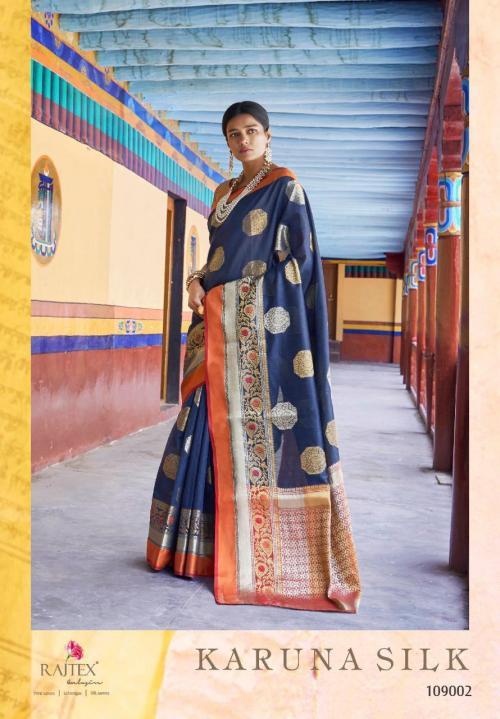 Rajtex Karuna Silk 109002 Price - 1300